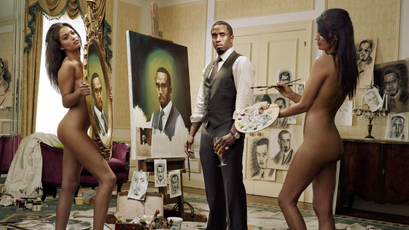 martin-schoeller-sean-combs-painting-2